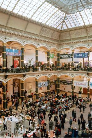 European Film Market i Martin Gropius Bau i Berlin
