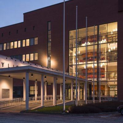 Kokkolan yliopistokeskus Chydenius