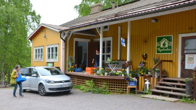 Emsalö byaboden i Borgå.