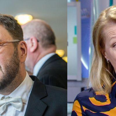 Timo Harakka ja Lenita Toivakka
