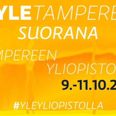 Yle Tampere yliopistolla