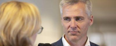 SFP:s riksdagsgrupps ordförande Anders Adlercreutz.