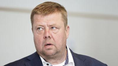 Talvivaaras tidigare vd Pekka Perä