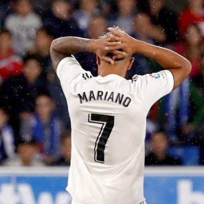 Real Madridin Mariano päivittelee joukkueensa matalajaksoa