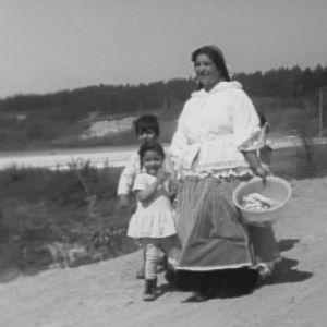 Romaniperhe tiellä