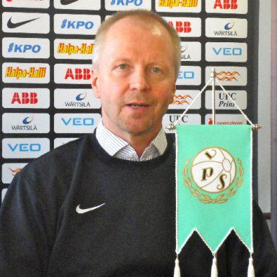 Olli Huttunen, VPS nya chefstränare