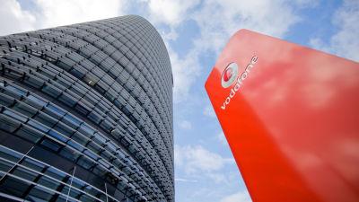 Vodafones kontor i Düsseldorf