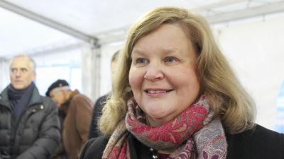 karen spens är rektor för svenska handelshögskolan