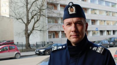 Överkommissarie Stephan Sundqvist