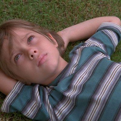 Boyhood-elokuvan päähenkilö Mason (Ellar Coltrane).