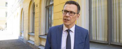 Mikko Spolander, prognoschef vid Finansministeriet.