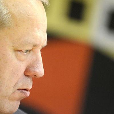 Antti Hartikainen, Tullens generaldirektör