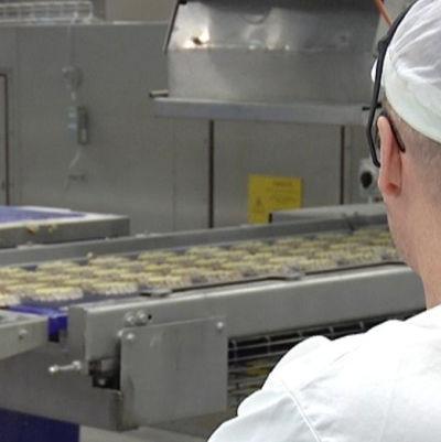 Fazers bageri i Villmanstrand
