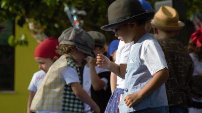 Barnkullarna i Italien blir allt mindre