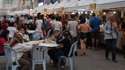 Ramadanbasar i Malaysia.