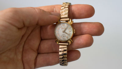 Gammelfasters Herodia armbandsur