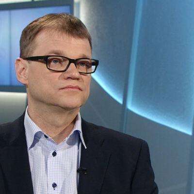 Juha Sipilä i morgonettan29.3.2014