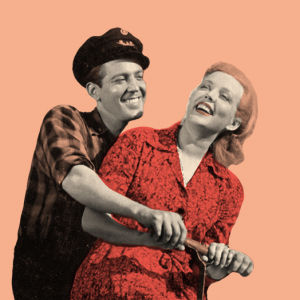 Ratavartijan kaunis Inkeri (1950).