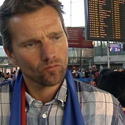 JJK:n toimitusjohtaja Joni Vesalainen