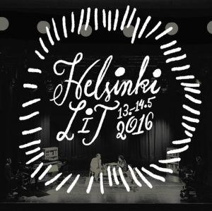 Helsinki Lit -festivaalin 2016 kuvituskuva