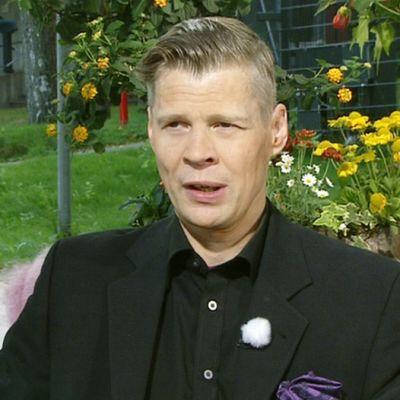 Helsingin yliopiston dosentti Lasse Laaksonen.