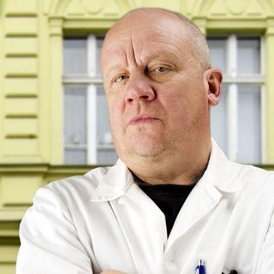 Tandläkare Patrik Mannström