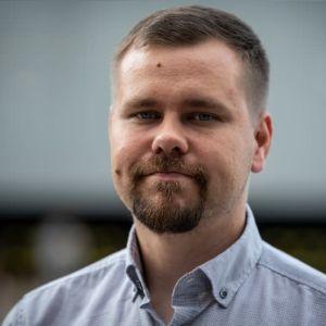 ENCEn toimitusjohtaja Petri Hämälä.