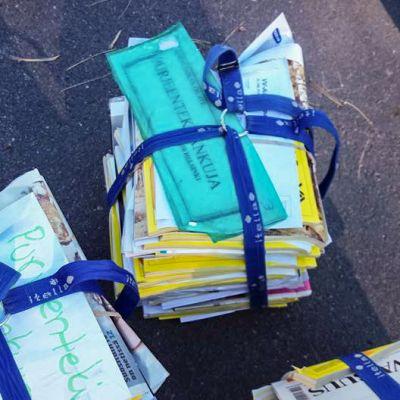 postinippuja maassa