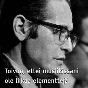 Bill Evans (1970).