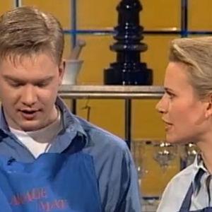 markus perret, maria hackzell, akademat, 2000