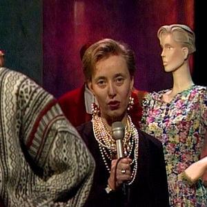 Marianne Nyman om modet, Yle 1993
