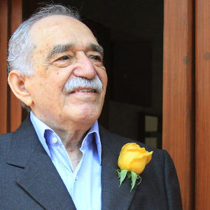 Nobel-palkittu kirjailija Gabriel García Márquez