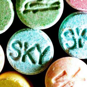 ekstaasipillereitä