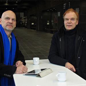 Markku ja Mikko-Ville Luolajan-Mikkola