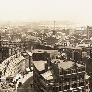 Boston vuonna 1905.