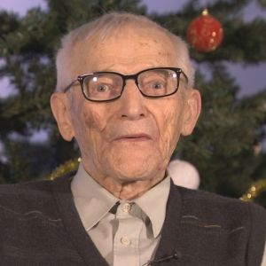 Hannes Hynönen jouluna 2014