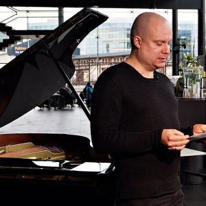 Johan Tallgren Kantapöydässä