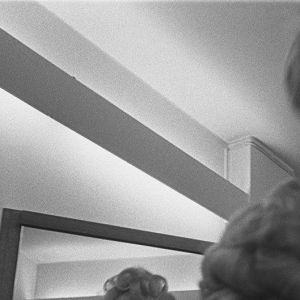 Kvinna hos frisören, Yle/Kalle Kultala 1970