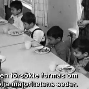 romer på barnhem