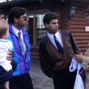 holger spår (eero wallén) och romer, 1993