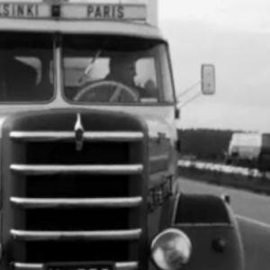 Långtradare, 1962