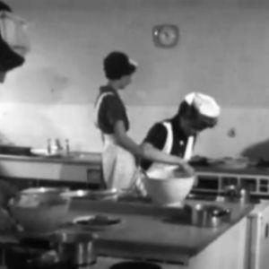 Högvalla husmorsskola, 1965