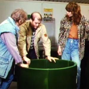 Aagot jung med kompost, 1993