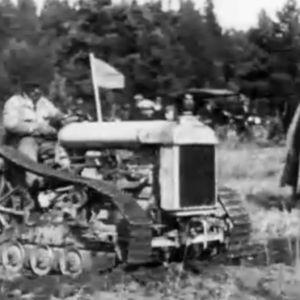 Traktor, 1925