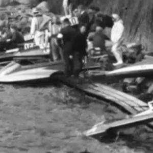 Racerbåtar i Pojo, 1962