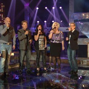 Kaija, Kake, Tarja, Markku & Sami - Elämältä kaiken sain