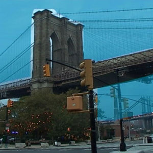Brooklyn Bridge New Yorkissa