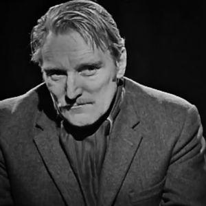 Åke Lindman som ung