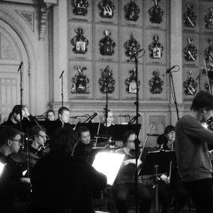 Uuden Ajan Ensemble Ritarihuoneessa