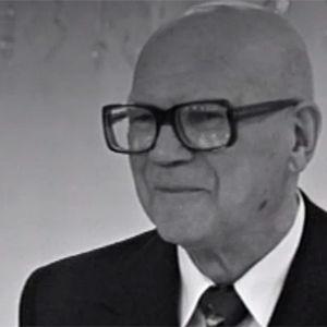 Urho Kekkonen 1975.